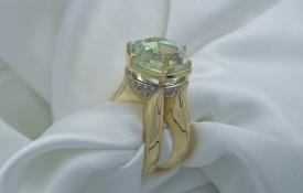 Aquamarine- March Birthstone