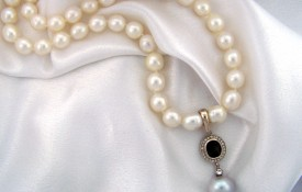 Birthstone for June is Pearls